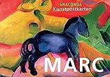 Postkartenbuch Franz Marc
