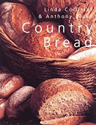 Country Bread by Linda Collister (2000-05-15)