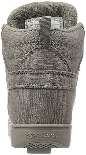 Heelys Uptown - Sneaker mit Rollen - schwarz/Hologramm Grey Solid