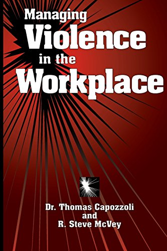 Managing Violence in the Workplace PDF Books