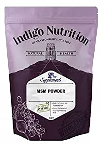 MSM Crystal Powder - 1kg