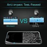 wsiiroon Schutzfolie für Samsung Galaxy S5 / S5 Neo, [2 Stück] Panzerglas Displayschutzfolie für Samsung Galaxy S5 / S5 Neo, 3D Touch Kompatibel-0.33mm, 9H Härte, Anti-Kratzen, Anti-Öl, Anti-Bläschen Test