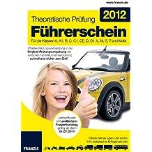 Theoretische Führerscheinprüfung 2012
