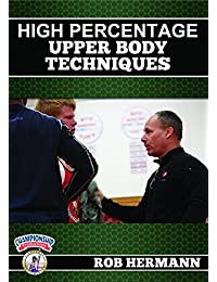 Championship Productions Rob Hermann: High Percentage Upper Body Techniques DVD