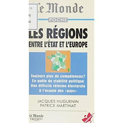 Les régions entre l'État et l'Europe (Marabout t. 8675)