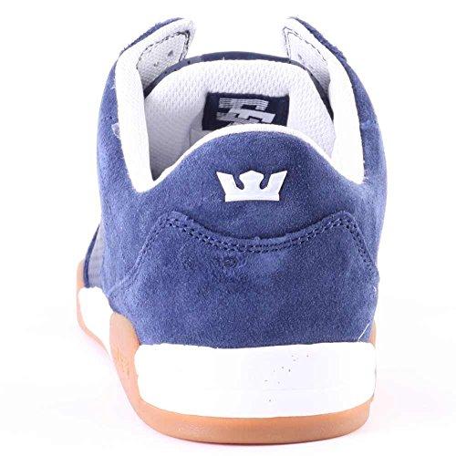 Supra - Ellington, Sneaker basse Uomo Navy - gum