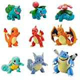 Pokemon T19051 Juego Multi-Paquete de la serie Legacy Evolution - Bulbasaur, Charmander, Squirtle