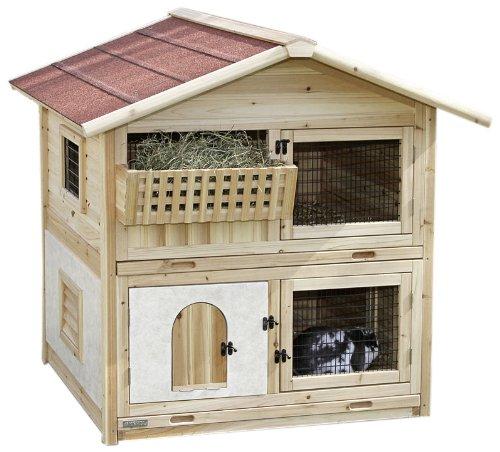 der perfekte kaninchenstall so sollte er aussehen. Black Bedroom Furniture Sets. Home Design Ideas