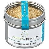 Zauber der Gewürze Danish Smoked Salz, 135g