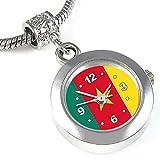 Camerún reloj para el collar o pulsera