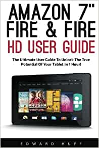 amazon fire 7 tablet user guide