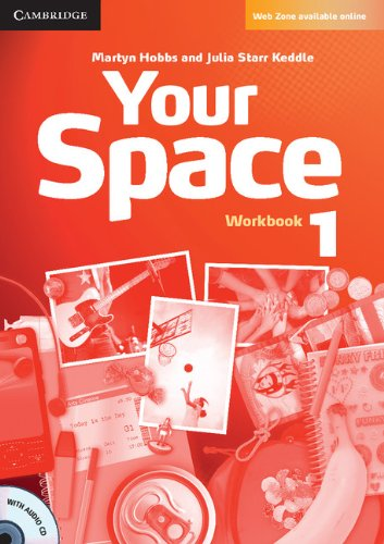 Your Space  1 Workbook with Audio CD - 9780521729246
