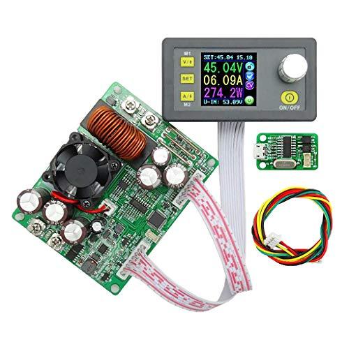 Tubayia Digital Programmierbare Konstantspannung Stromversorgung Modul mit LCD-Anzeige