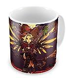 Overwatch Mercy Halloween Kaffeetassen - OW - Mug - Cup