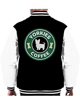Yorkies Coffee Starbucks Men's V
