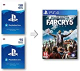 PSN Wallet top-up for Far Cry 5 Deluxe Edition | PS4...