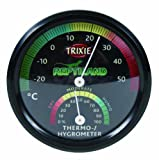 Trixie 76113 Thermo/Hygrometer, analog, 7, 5 cm