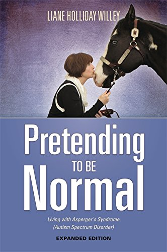 Pretending to be Normal Cover Image