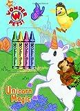 Unicorn Magic [With 4 Crayons] (Wonder Pets!)