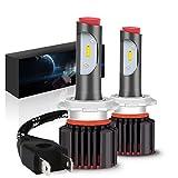 Lampadine H7 LED 9600LM, Kit Lampada Sostituzione per Alogena...