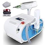 Tattoo Augenbraue Entfernung Beauty Machine Q Schalter mit rotem Licht 1 Jahr Garantie Elitzia ETLS50V