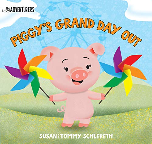 Piggy's Grand Day Out (English Edition)
