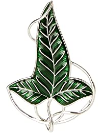Noble Collection Lord of The Rings: Lórien Leaf Brooch