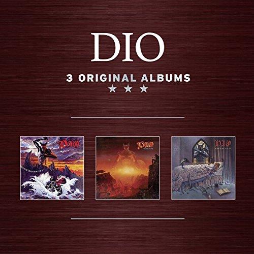 Dio-box-set (3 Original Albums)