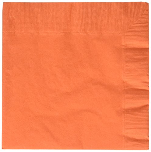 Elfenbein Gelb Ballon (Amscan International Lunch-Servietten S/C (orange PL))