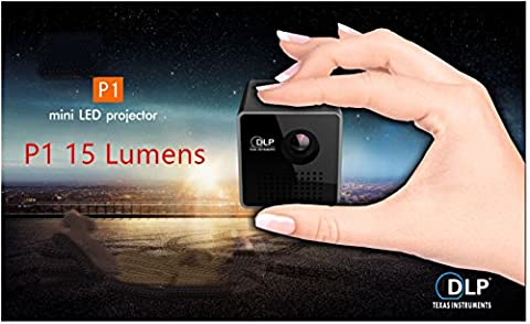 CS PRIORITY UNIC P1H P1 Portable pocket Projector Digital LCD