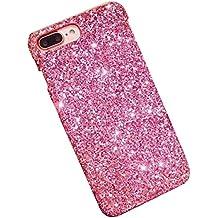 coque paillette rose iphone 6