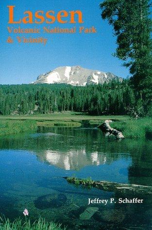Lassen Volcanic national park & vicinity by Jeffrey P. Schaffer (1986-06-02)