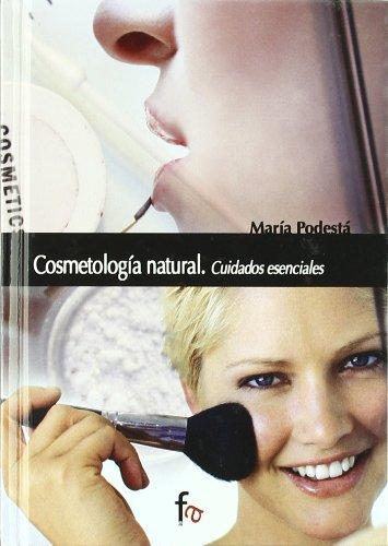 Cosmetologia Natural Cuidados Ese (Ciencias sanitarias)