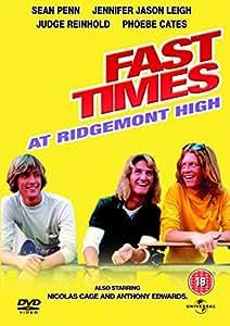 Fast Times At Ridgemont High [DVD]