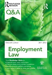 Q&A Employment Law 2011-2012 (Questions and Answers)