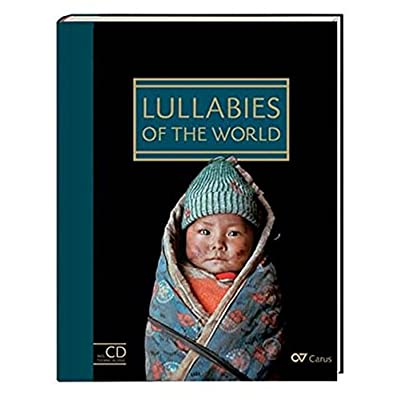 Lullabies of the World: Songbook with Singalong CD
