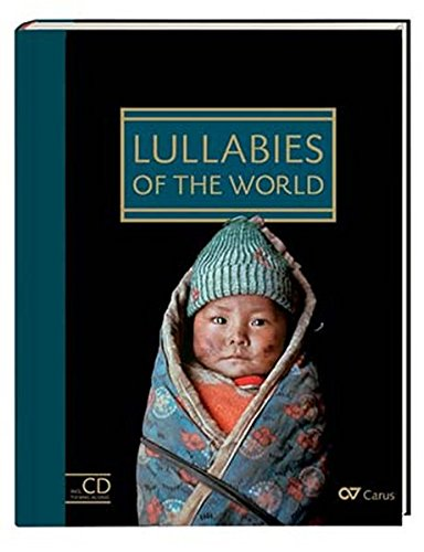 Lullabies of the World: Songbook with Singalong CD (LIEDERPROJEKT)