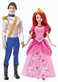 Mattel Disney Princess Y0939 - Arielle und Erik, 2 Puppen im Set