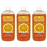 Orange Fix Reinigungs Konzentrat Reinigungsmittel | Orangenreiniger (3x 500 ml)