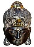 Edle Buddha Maske Feng Shui Afrika Budda Maske14