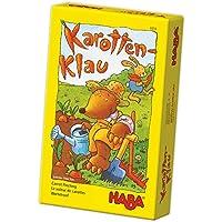 Haba -Robazanahorias- Juego de azar con dados (en alemán)