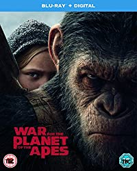 War for the Planet of the Apes [Blu-ray + UV] [2017]