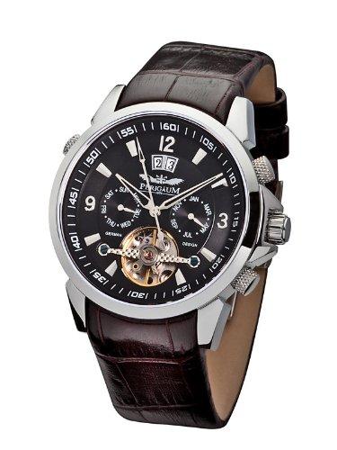 Perigaum 1972 Datomat Automatic Reloj elegante para hombres Volante Abierta