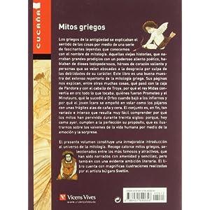 Mitos Griegos (cucaña) (Colección Cucaña)