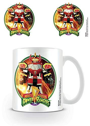 Power Rangers MegaZord Tasse Standard