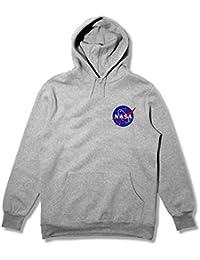 Sudadera con capucha de NASA Space Exploration, con emblema a color