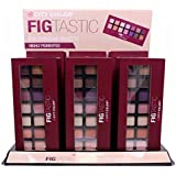 CITY COLOR Figtastic Palette - 14 Shades Display Case Set 24 Pieces