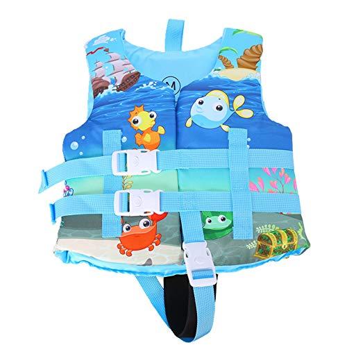 DASGF Schwimmjacke FüR Kinder,Aufblasbare Armschwimmer,Aufblasbare Armschwimmer Zum Schwimmenlernen,Neue Hohe QualitäT,Schwimmweste FüR Kinder,SchwimmhüLle Schaum,2-6 Jahre Alt,14-25kg,SmallFish -