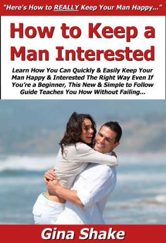 Ways To Keep Your Man Interested
