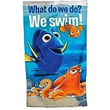 Disney Pixar - Toalla de playa de algodón de Buscando a Doris para niños (140cm